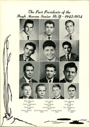 Hugh Morson High School - Oak Leaf Yearbook (Raleigh, NC) online yearbook collection, 1955 Edition, Page 120