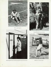 Hulbert High School - Rider Yearbook (Hulbert, OK) online yearbook collection, 1983 Edition, Page 16