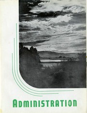 Page 11, 1938 Edition, Humboldt State University - Sempervirens Yearbook (Arcata, CA) online yearbook collection