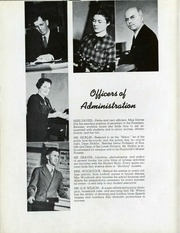 Page 14, 1938 Edition, Humboldt State University - Sempervirens Yearbook (Arcata, CA) online yearbook collection