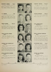 Humes High School - Senior Herald Yearbook (Memphis, TN) online yearbook collection, 1943 Edition, Page 15