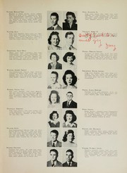 Humes High School - Senior Herald Yearbook (Memphis, TN) online yearbook collection, 1945 Edition, Page 19