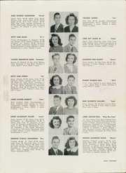 Humes High School - Senior Herald Yearbook (Memphis, TN) online yearbook collection, 1948 Edition, Page 15