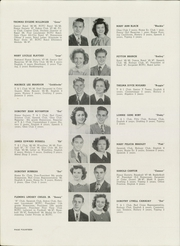Humes High School - Senior Herald Yearbook (Memphis, TN) online yearbook collection, 1948 Edition, Page 16 of 108