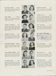 Humes High School - Senior Herald Yearbook (Memphis, TN) online yearbook collection, 1948 Edition, Page 17