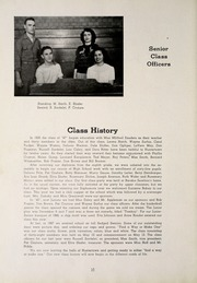 Page 14, 1947 Edition, Huntertown High School - Citadel Yearbook (Huntertown, IN) online yearbook collection