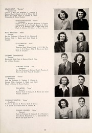 Page 17, 1947 Edition, Huntertown High School - Citadel Yearbook (Huntertown, IN) online yearbook collection
