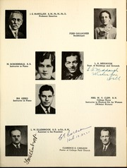 Huntington College - Mnemosyne Yearbook (Huntington, IN) online yearbook collection, 1939 Edition, Page 11