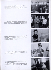 Huntington College - Mnemosyne Yearbook (Huntington, IN) online yearbook collection, 1943 Edition, Page 13