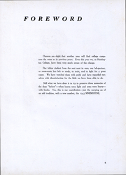 Huntington College - Mnemosyne Yearbook (Huntington, IN) online yearbook collection, 1943 Edition, Page 3