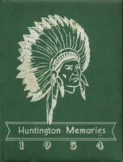 Huntington High School - Legend Yearbook (Chillicothe, OH) online yearbook collection, 1954 Edition, Cover