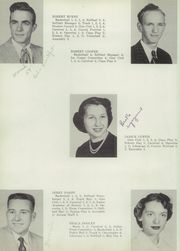 Page 16, 1954 Edition, Huntington High School - Legend Yearbook (Chillicothe, OH) online yearbook collection