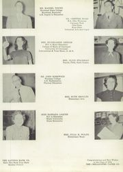 Page 9, 1954 Edition, Huntington High School - Legend Yearbook (Chillicothe, OH) online yearbook collection