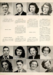 Huntington North High School - Modulus Yearbook (Huntington, IN) online yearbook collection, 1949 Edition, Page 99