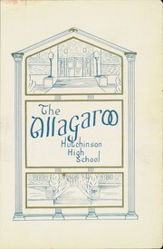 Hutchinson High School - Allagaroo Yearbook (Hutchinson, KS) online yearbook collection, 1921 Edition, Page 5