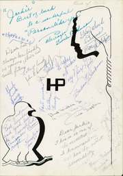 Hyde Park High School - Aitchpe Yearbook (Chicago, IL) online yearbook collection, 1954 Edition, Page 5