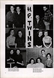 Hyde Park High School - Aitchpe Yearbook (Chicago, IL) online yearbook collection, 1955 Edition, Page 70