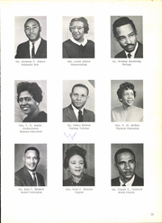 I M Terrell High School - Panther Yearbook (Fort Worth, TX) online yearbook collection, 1966 Edition, Page 17 of 180