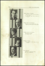 Illiopolis High School - Pirate Log Yearbook (Illiopolis, IL) online yearbook collection, 1923 Edition, Page 14 of 106