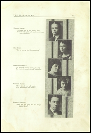 Illiopolis High School - Pirate Log Yearbook (Illiopolis, IL) online yearbook collection, 1923 Edition, Page 15
