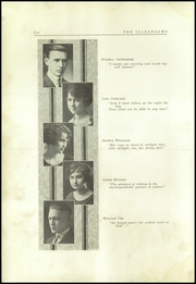 Illiopolis High School - Pirate Log Yearbook (Illiopolis, IL) online yearbook collection, 1923 Edition, Page 16
