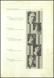 Illiopolis High School - Pirate Log Yearbook (Illiopolis, IL) online yearbook collection, 1923 Edition, Page 17 of 106