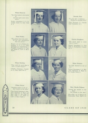 Immaculata High School - Immaculata Yearbook (Chicago, IL) online yearbook collection, 1938 Edition, Page 14
