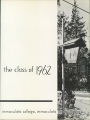Immaculata University - Gleaner Yearbook (Immaculata, PA) online yearbook collection, 1962 Edition, Page 9 of 156