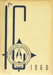 Immaculate Conception High School - Postscript Yearbook (Elmhurst, IL) online yearbook collection, 1960 Edition, Page 1