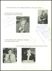 Immaculate Conception High School - Postscript Yearbook (Elmhurst, IL) online yearbook collection, 1960 Edition, Page 13