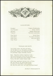 Immaculate Heart of Mary Academy - Immaculatan Yearbook (Buffalo, NY) online yearbook collection, 1938 Edition, Page 15