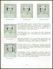 Immaculate Heart of Mary Academy - Immaculatan Yearbook (Buffalo, NY) online yearbook collection, 1954 Edition, Page 92 of 108