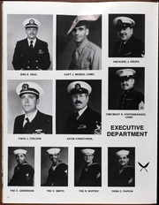 Inchon (LPH 12) - Naval Cruise Book online yearbook collection, 1987 Edition, Page 15