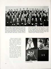 Indiana University - Arbutus Yearbook (Bloomington, IN) online yearbook collection, 1958 Edition, Page 442