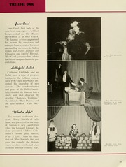 Indiana University of Pennsylvania - Oak Yearbook / INSTANO Yearbook (Indiana, PA) online yearbook collection, 1941 Edition, Page 151 of 246