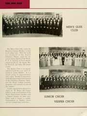 Indiana University of Pennsylvania - Oak Yearbook / INSTANO Yearbook (Indiana, PA) online yearbook collection, 1941 Edition, Page 155 of 246
