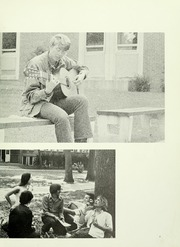 Indiana University of Pennsylvania - Oak Yearbook / INSTANO Yearbook (Indiana, PA) online yearbook collection, 1971 Edition, Page 9 of 424