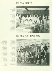 Indiana University of Pennsylvania - Oak Yearbook / INSTANO Yearbook (Indiana, PA) online yearbook collection, 1975 Edition, Page 204