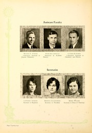 Indiana Wesleyan University - Marionette Yearbook (Marion, IN) online yearbook collection, 1931 Edition, Page 26