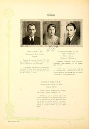 Indiana Wesleyan University - Marionette Yearbook (Marion, IN) online yearbook collection, 1931 Edition, Page 28