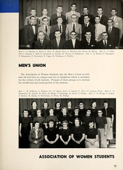 University of Northern Iowa - Old Gold Yearbook (Cedar Falls, IA) online yearbook collection, 1954 Edition, Page 81