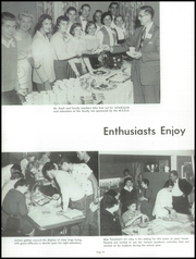 J Sterling Morton East High School - Mortonian Yearbook (Cicero, IL) online yearbook collection, 1957 Edition, Page 14