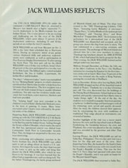Jack Williams (FFG 24) - Naval Cruise Book online yearbook collection, 1986 Edition, Page 6
