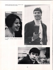 Jackson High School - Hermitage Yearbook (Portland, OR) online yearbook collection, 1969 Edition, Page 16