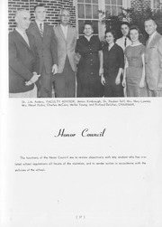 Jacksonville State University - Mimosa Yearbook (Jacksonville, AL) online yearbook collection, 1959 Edition, Page 41