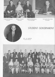 Jacksonville State University - Mimosa Yearbook (Jacksonville, AL) online yearbook collection, 1959 Edition, Page 42 of 206
