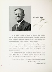 James Madison High School - Log Yearbook (Brooklyn, NY) online yearbook collection, 1950 Edition, Page 10