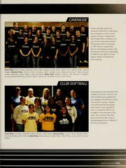 James Madison University - Bluestone Schoolmaam Yearbook (Harrisonburg, VA) online yearbook collection, 2010 Edition, Page 239