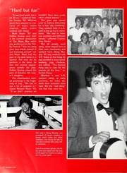 James Whitcomb Riley High School - Hoosier Poet Yearbook (South Bend, IN) online yearbook collection, 1983 Edition, Page 14
