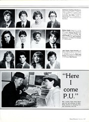 James Whitcomb Riley High School - Hoosier Poet Yearbook (South Bend, IN) online yearbook collection, 1983 Edition, Page 161